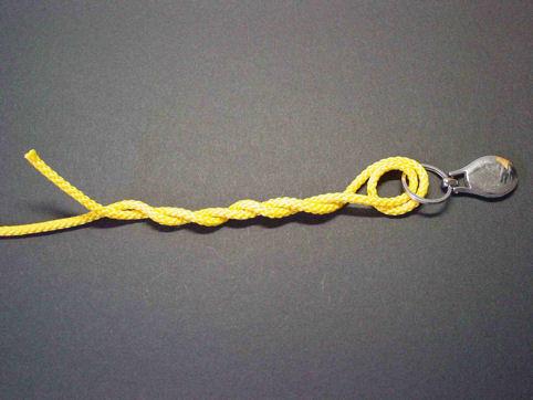 Bild 2 - Trilene-Knoten